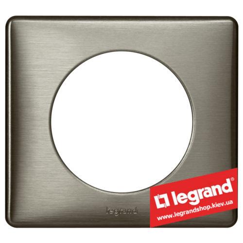 Рамка 1-я Legrand Celiane 68971 (вольфрам)