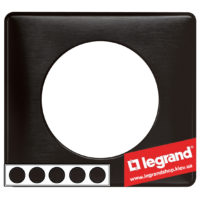 Рамка 5-я Legrand Celiane 68980 (карбон)
