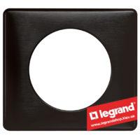 Рамка 1-я Legrand Celiane 68981 (карбон)