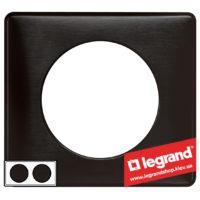 Рамка 2-я Legrand Celiane 68982 (карбон)