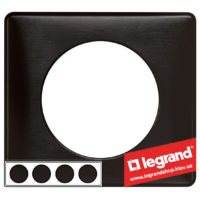 Рамка 4-я Legrand Celiane 68984 (карбон)