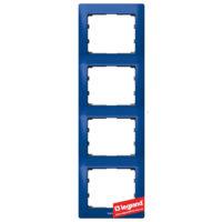 Рамка 4-я вертикальная Legrand Galea Life 771918 (магический синий)
