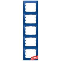 Рамка 5-я вертикальная Legrand Galea Life 771919 (магический синий)
