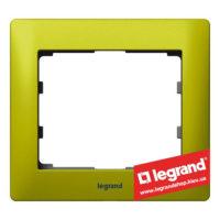 Рамка 1-я Legrand Galea Life 771921 (магический зеленый)